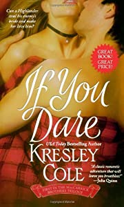 If You Dare (The MacCarrick Brothers, Book…