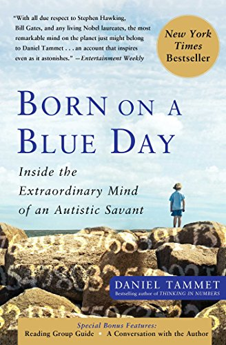 Image for Born On A Blue Day: Inside the Extraordinary Mind of an Autistic Savant