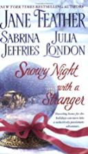 Snowy Night with a Stranger (Anthology…