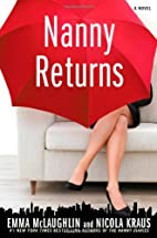The Nanny Returns by Emma McLaughlin
