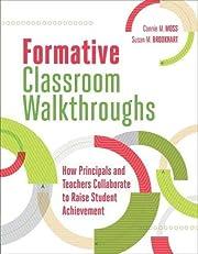 Formative Classroom Walkthroughs: How…