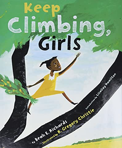 Keep climbing, girls /