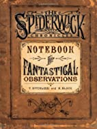 Notebook for Fantastical Observations by…