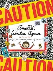 Amelia Writes Again de Marissa Moss