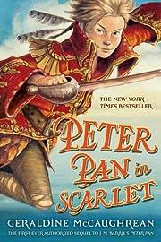 Peter Pan in Scarlet de Geraldine…