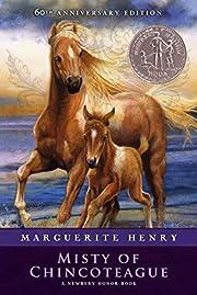 Misty of Chincoteague por Marguerite Henry