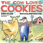 The Cow Loves Cookies av Karma Wilson