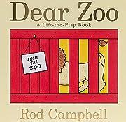 Dear Zoo: A Lift-the-Flap Book av Rod…