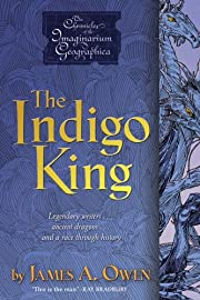 The Indigo King (3) (Chronicles of the…