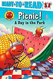 Picnic!: A Day in the Park (Ready-to-Read.…