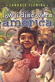 Lowji Discovers America af Candace Fleming