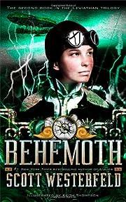 Behemoth (Leviathan) av Scott Westerfeld