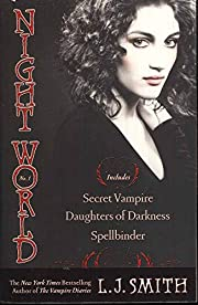 Night World No. 1: Secret Vampire; Daughters…