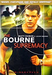 The Bourne Supremacy (Widescreen Edition)…