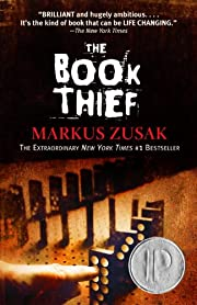 The Book Thief av Markus Zusak