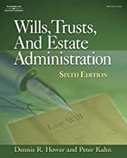 Wills, Trusts and Estate Administration…