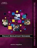Workbook for Milady U Faculty Development:…
