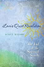 Love's Quiet Revolution: The End Of The…