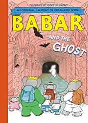 Babar and the Ghost av Laurent de Brunhoff