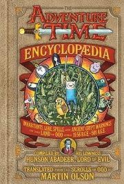 The Adventure Time Encyclopaedia:…
