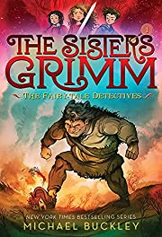The Fairy-Tale Detectives (The Sisters Grimm…