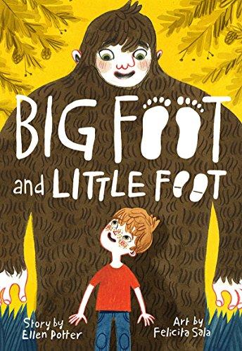 Big Foot and Little Foot by Ellen Potter