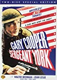 Sergeant York / Warner Bros. Pictures, Inc. presents a Howard Hawks production ; a Warner Bros.-First National picture ; original screenplay by Abem Finkel ... [et al.] ; produced by Jesse L. Lasky and Hal B. Wallis ; directed by Howard Hawks