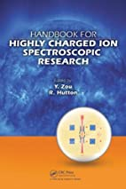 Handbook for Highly Charged Ion…