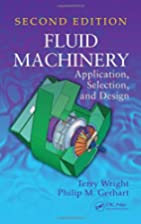 Fluid Machinery: Application, Selection, and…