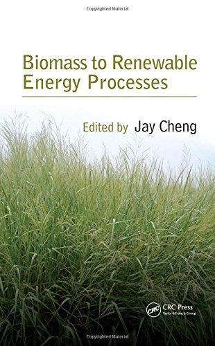 PDF] Biomass to Renewable Energy Processes | Free eBooks