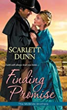 Finding Promise (The McBride Brothers) by…