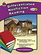 Differentiated Nonfiction Reading Grd 5 by…