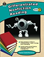 Differentiated Nonfiction Reading Grd 6 by…