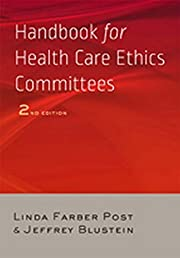 Handbook for health care ethics committees…