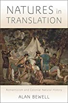 Natures in translation : romanticism and…