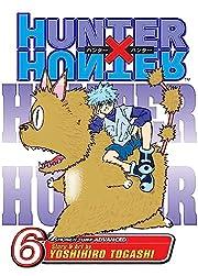 Hunter X Hunter, Vol. 6 av Yoshihiro Togashi