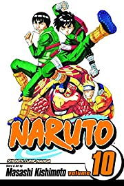 Naruto, Vol. 10: A Splendid Ninja –…