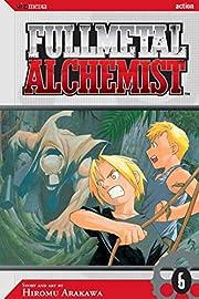 Fullmetal Alchemist, Volume 6 – tekijä:…