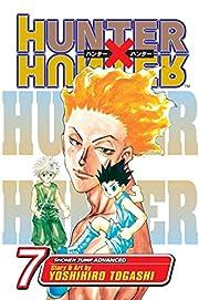 Hunter X Hunter, Vol. 7 av Yoshihiro Togashi