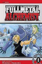 Fullmetal Alchemist, Volume 8 – tekijä:…