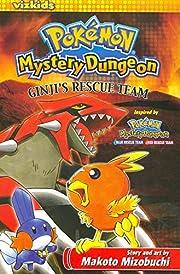 Pokémon Mystery Dungeon: Ginji's Rescue…
