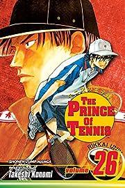 The Prince of Tennis, Vol. 26 av takeshi…