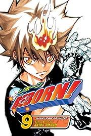 Reborn!, Vol. 9 (9) de Akira Amano