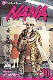 Nana, Vol. 10 (v. 10) – tekijä: Ai Yazawa