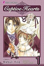 Captive Hearts, Vol. 1 por Matsuri Hino