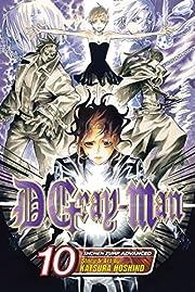 D.Gray-Man, Vol. 10 – tekijä: Katsura…