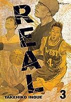 Real, Volume 3 by Takehiko Inoue