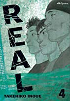 Real, Volume 4 by Takehiko Inoue