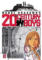 Naoki Urasawa's 20th Century Boys, Vol. 10…