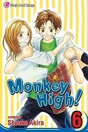Monkey High!, Vol. 6 (6) de Shouko Akira
